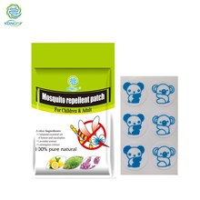 KONGDY Hot Deals Anti Mosquito Insect Killer 100 Natural Aroma Mosquito Repellent Patch 6 pieces bag