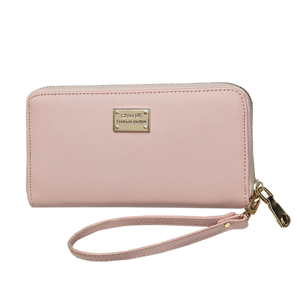 New 2018 Women Solid Leather Coin Purse Bag Women Girls Wallet Coin Wallet For Girls Purse Credit Card Wallets