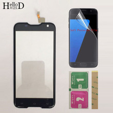 5.0 Front Touch Glass Touchscreen Sensor For Blackview BV5000 BV 5000 Touch Screen Digitizer Panel Touchpad Protector Film