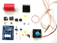Musical Tesla Coil Mini Plasma Loudspeaker Electronic Welding Kit Soldering Kit Diy