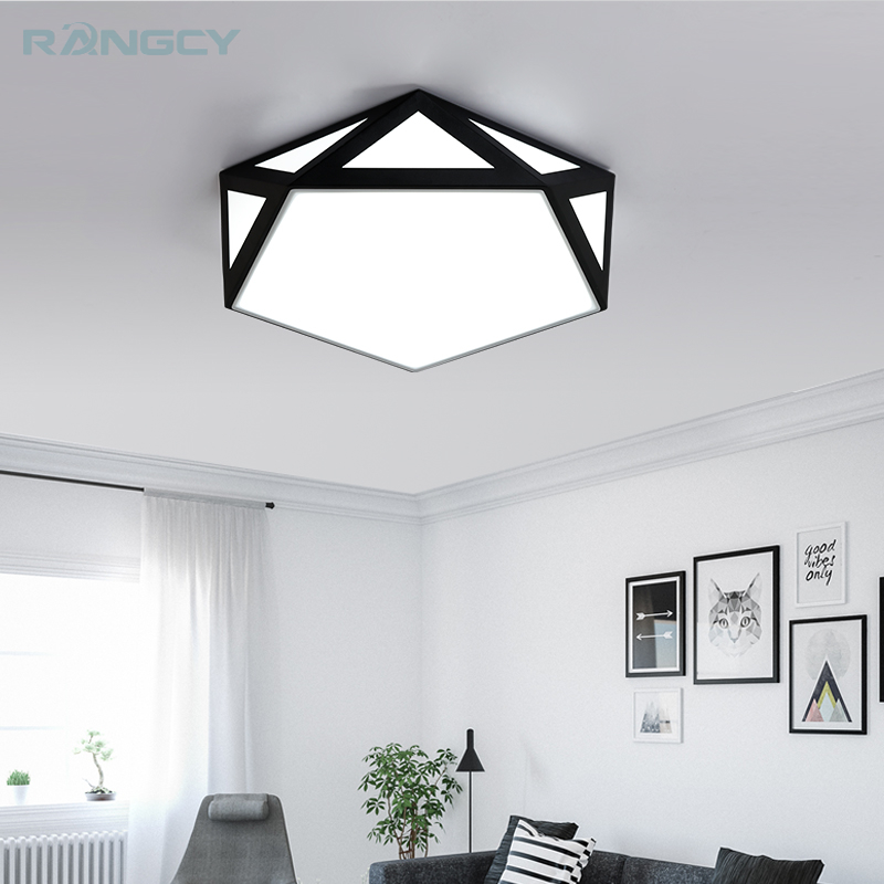 Фото led ceiling lights home lighting bedroom lighting lamp modern light Color polarizer luminaria lamps child luminaire lampe deco