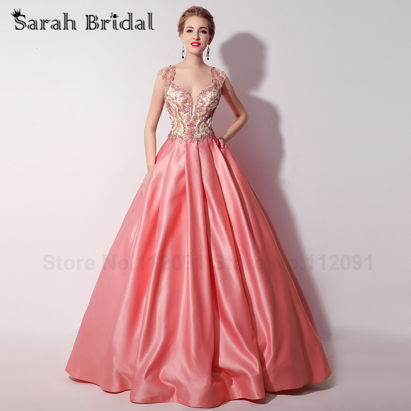 Popular Ball Evening Gown Luxury-Buy Cheap Ball Evening Gown ...