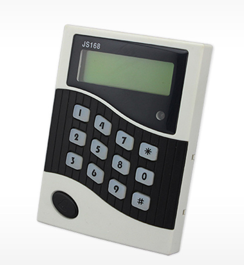 2500 User Single Door Netword Time Attendant Door Access Control