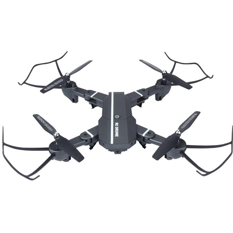 8807 W Pliable Drone avec Caméra 2MP Large Angle WIFI FPV Maintien D'altitude G-capteur RC Dron Quadcopter Hélicoptère VS Xs809W
