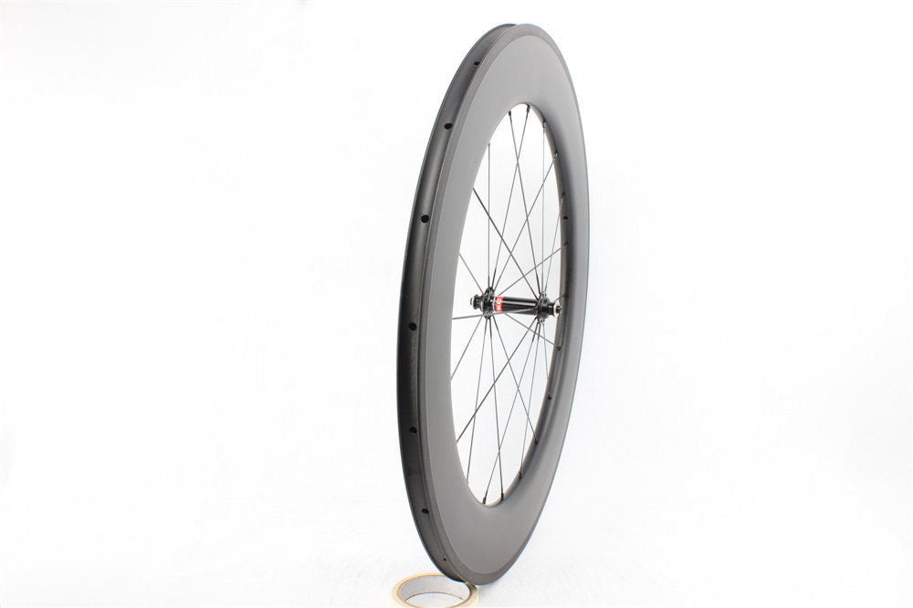 TT bike carbon wheel