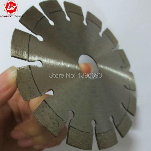 Hoja de sierra circular de diamante láser 125X10X22.23mm para - Hojas de sierra - foto 3