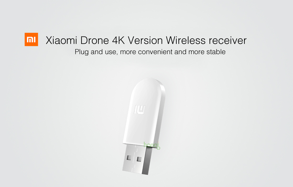 Original Xiaomi Drone 4K Remote Wireless Receiver WIFI 2.5GHz Connect for Xiaomi Mi Drone FPV With 4K 3-Axis Gimbal RC