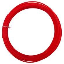 Red Color 10M/40G Quality ABS 1.75mm 3D Printer Filament 3D Printing Pen Materials