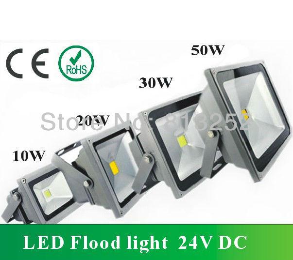 online shop 2x20w led outdoor flood light 24vdc waterproof ip65 white6000k 24volt outdoor flood lights led spotlight aliexpress mobile