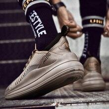 2019 Mới Giày Nam Sneaker Cổ Size Lớn 39 47 Mùa Hè Nhà Thiết Kế Máy Bay Huấn Luyện Thoáng Khí Thoải Mái Thời Trang Siêu Nhẹ Nam # AB1973