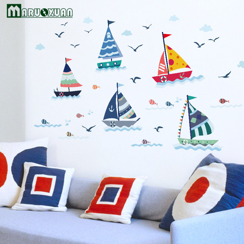 Online Get Cheap Vinyl Boat Stickers Aliexpresscom Alibaba Group - Boat stickers