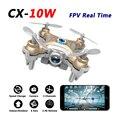Cheerson CX-10W Мини Quadcopter Квадрокоптер Drone с Камерой FPV Модернизированный Cheerson CX-10 RC Вертолет Дронов с Камеры HD