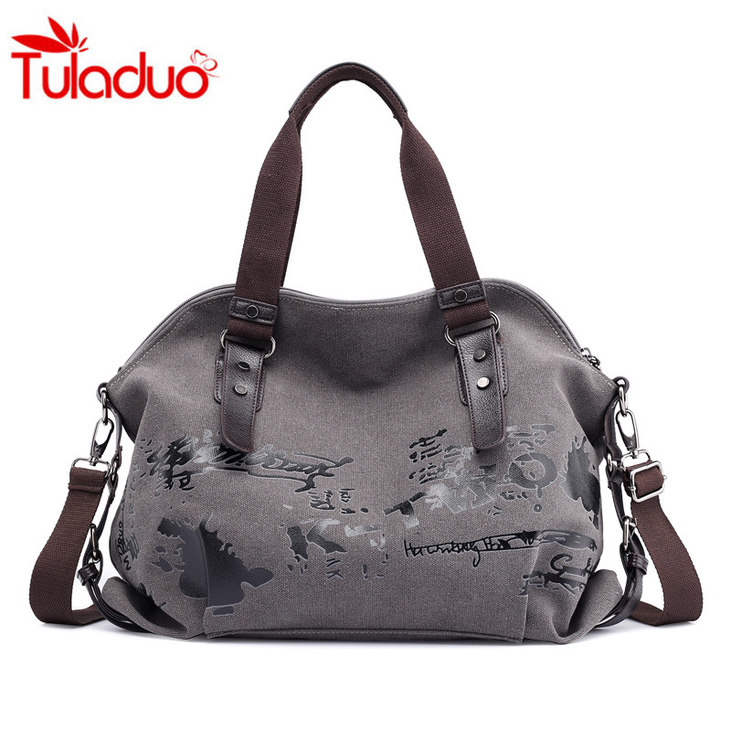 Navy Since 1775 Womens Tote Bags Canvas Shoulder Bag Casual Handbags U.s