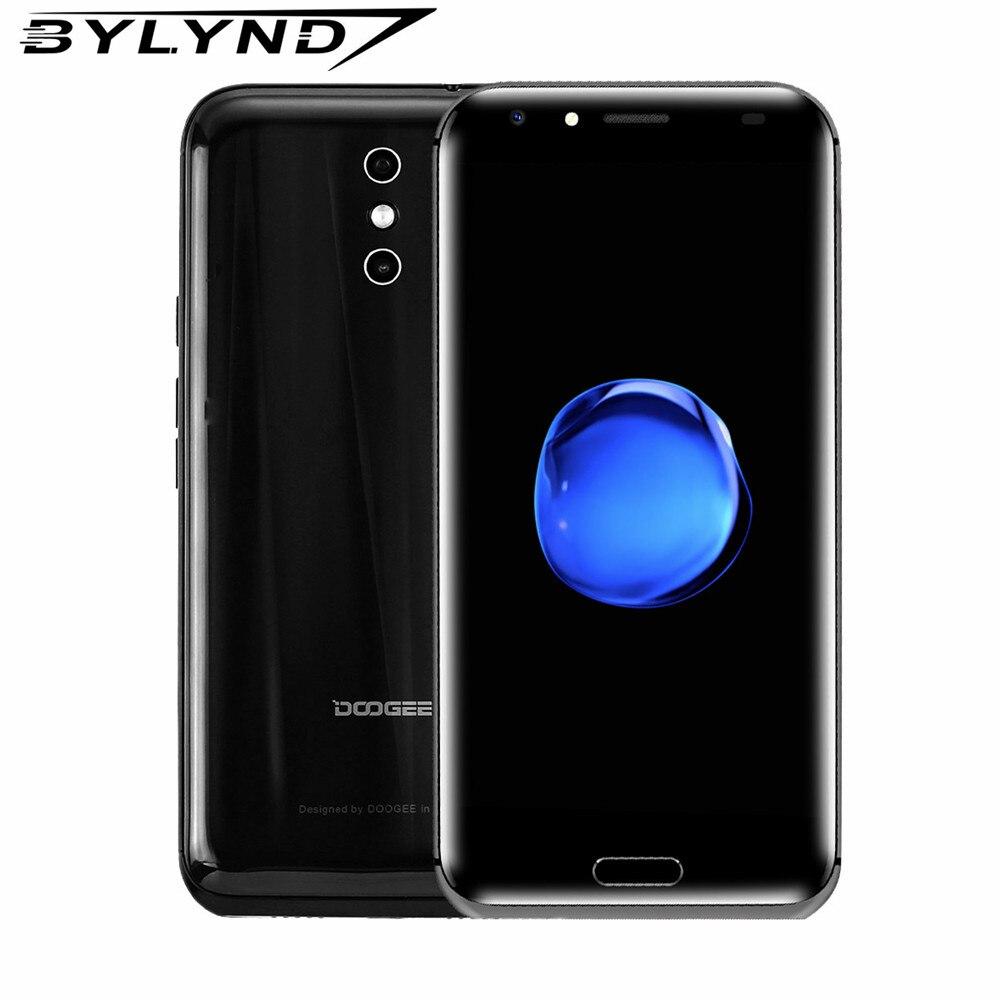 DOOGEE BL5000 4G 13MP 13MP Dual back cam 5050mAh OTG Fingerprint Smartphone 5 5 FHD MTK6750T
