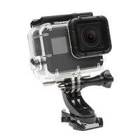 Снимать 360 градусов Поворот j-крюк пряжки базы вертикальной поверхности адаптер крепление для GoPro Hero 7 6 5 Xiaomi Yi Sjcam Sj4000 аксессуар 5