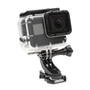 Image 5 - לירות 360 תואר לסובב J הוק אבזם בסיס אנכי משטח הר מתאם עבור GoPro Hero 9 8 7 Xiaomi יי Sjcam Sj4000 אבזר
