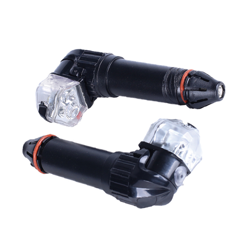 LEADBIKE 1 Pair Bicycle Bright LED Turn Lights Bicycle Turning Warning Signal Lamp Waterproof Bicycle Accessories Hot Sale