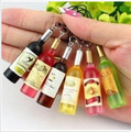 Free shipping Creative home daily necessities department creative bottle pendant / keychain pendant #395 Z1