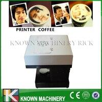 2017 Горячая продажа Феи-струйная профессиональная цифровая струйная печатная машина кофе принтер с съедобными чернилами