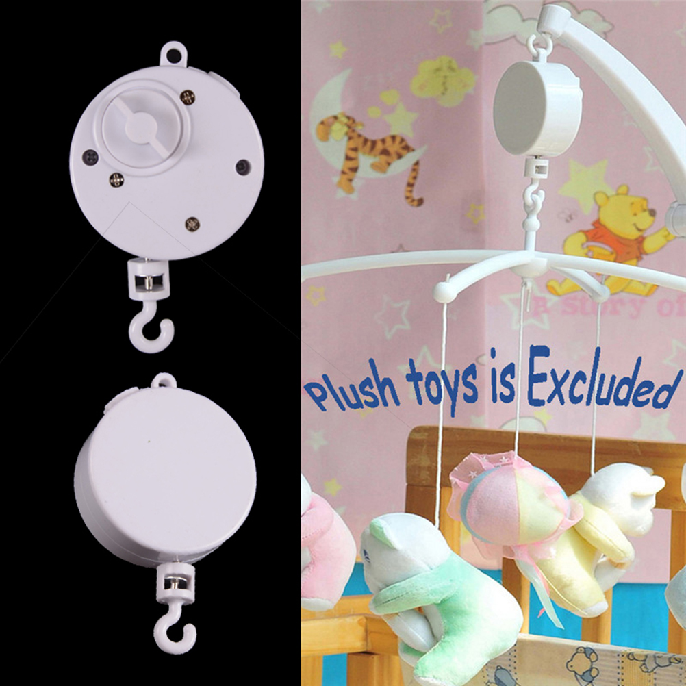 Movement Bed Toy For Gifts Baby Clockwork Music Box Kid Bell Crib Baby Toys