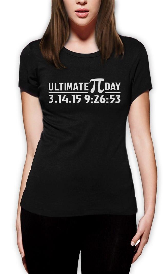 T Shirts Women S Ultimate Pi Day 3 14 2015 Math Teacher font b Geek b