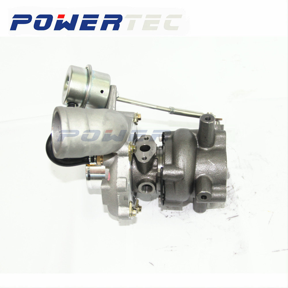 Full turbocharger for KIA Sorento 2.5 CRDI 103Kw 140HP D4CB GT1752S 28200 4A101 733952 turbine complete turbo charger 282004A101 turbo cartridge chra core gt1752s 733952 733952 5001s 733952 0001 28200 4a101 282004a101 for kia sorento crdi 2002 07 d4cb 2 5l
