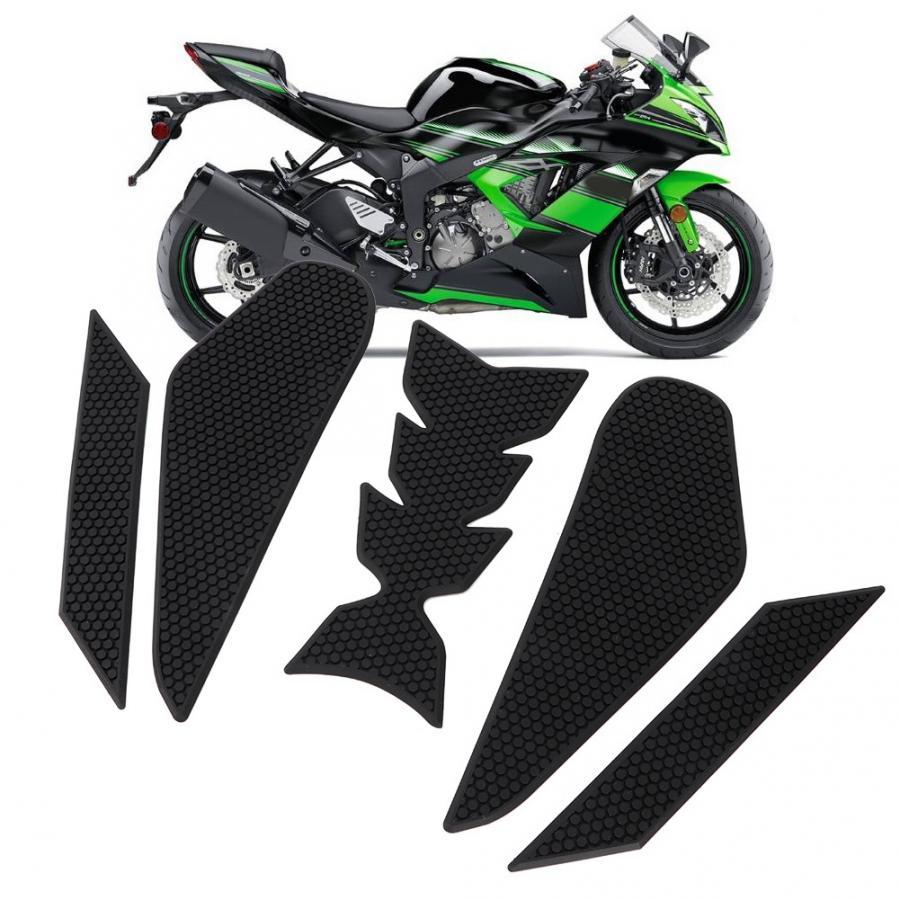 Tank Gas Decal Fuel Cap Cover Sticker Fit For Kawasaki Ninja 400 Ninja 650 17-18