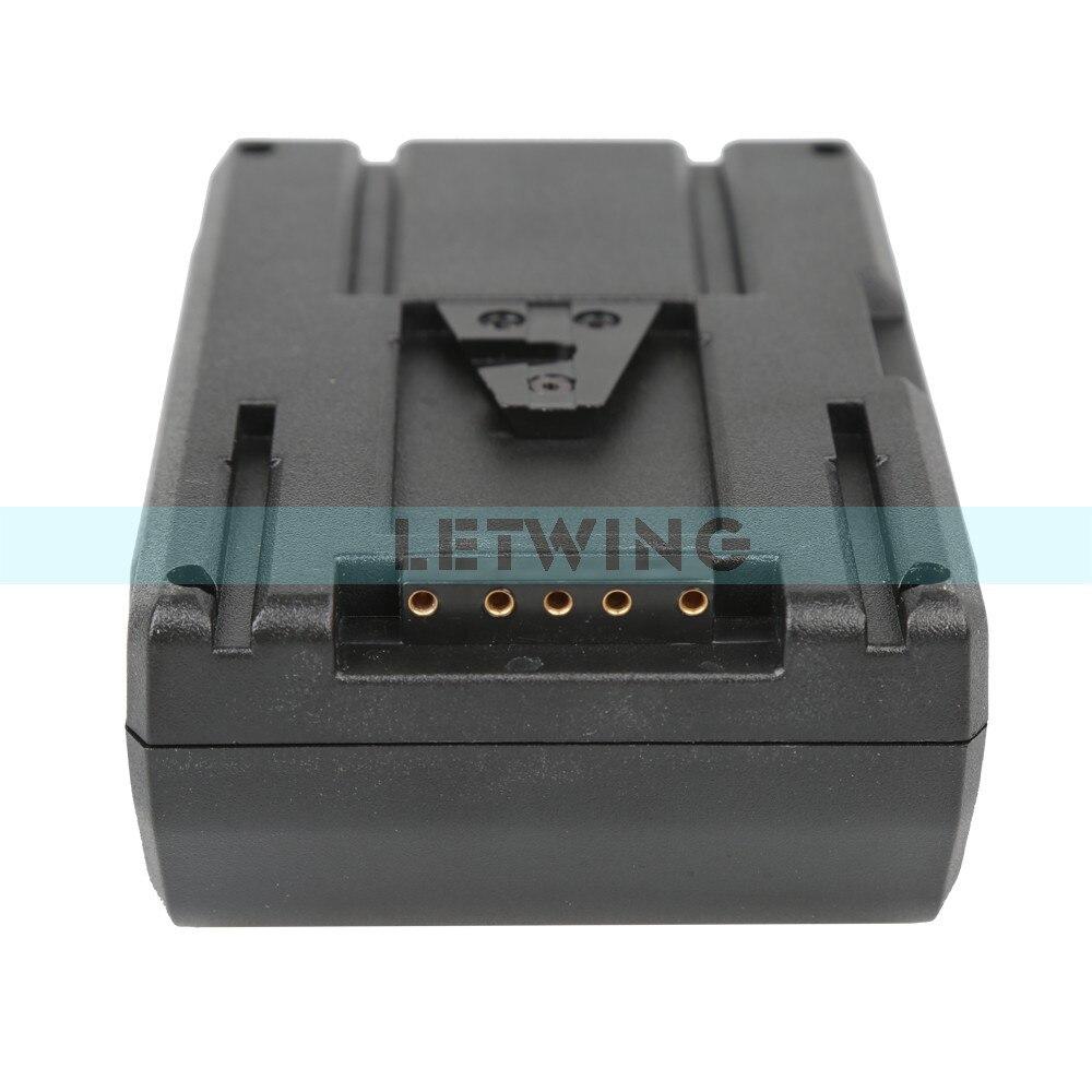 Lanparte Камеры ЖК-Дисплей V-mount 14.8 В 10.1Ah 150Wh Литий-Ионный Аккумулятор
