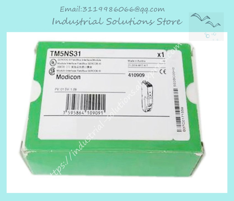 New module TM5NS31 spotNew module TM5NS31 spot