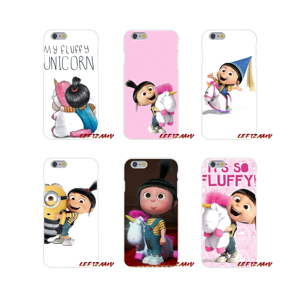 Fitted Cases Minion My Unicorn Agnes Christmas Cover For Iphone Xs Max Xr X 4 4s 5 5s 5c Se 6 6s 7 8 Plus Samsung Galaxy J1 J3 J5 J7 A3 A5 Suitable For Men And Women Of All Ages In All Seasons Phone Bags & Cases