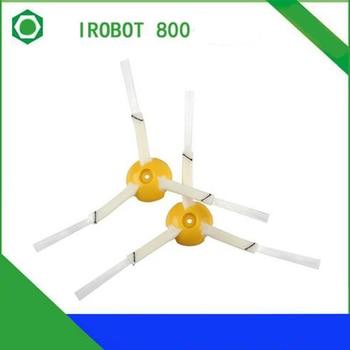 цена на 10pcs/lot Vacuum Cleaner Parts Replacement Side Brush  For Irobot Roomba 800series 800 870 880 Vacuum Cleaner