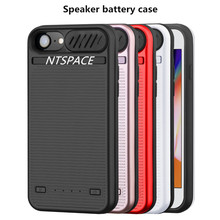 5800/8200mAh Portable Battery Charger Case For iPhone 8/7/6s/6 Backup Battery Case For iPhone 8/7/6s/6 Plus External Power Bank