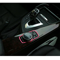 For Bmw F30  Series 3 Series X1 X3 X5 X6 Car Interior Multimedia Buttons Cover Trim