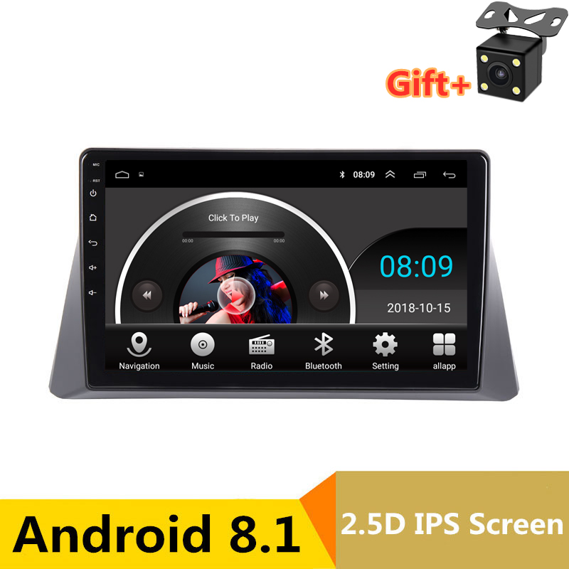 "10"" 2.5D IPS Android 8.1 Car DVD Multimedia Player GPS For Honda Accord 8 2008 2009 2010 2011 audio radio stereo navigation"