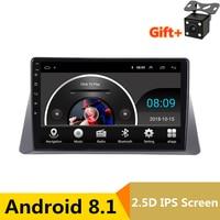 10 2.5D ips Android 8,1 DVD мультимедиа плеер gps для Honda Accord 8 2008 2009 2010 2011 аудио Радио стерео навигации