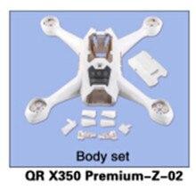 F14428 Walkera QR X350 Premium-Z-02 Body Set for Walkera QR X350 Premium Helicopter