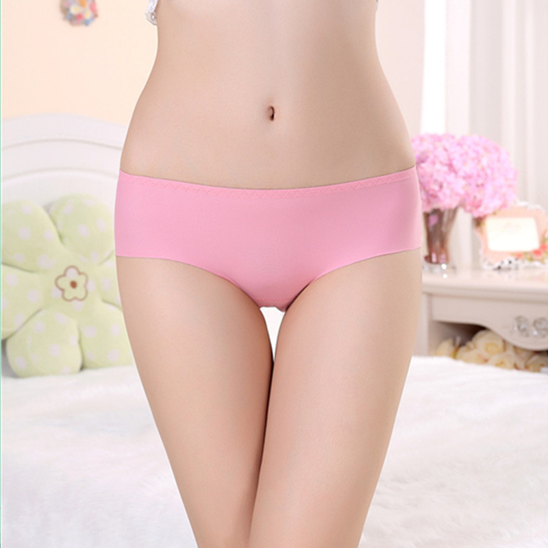 2piece Original Ultra-thin Women Seamless Traceless Sexy Lingerie Underwear Panties Womens Underware for Lady Lingerie Intimates