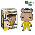 NEW Genuine FUNKO POP 10 cm Breaking Bad jesse pinkman Desgaste do Trabalho figura de ação Bobble Head Q Edição nova caixa para a Decoração Do Carro