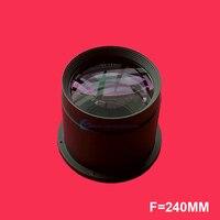 LED Projector DIY Lens DQPL F240 F 240mm Focal Length Projection Lens Home Cinama Diy Lens