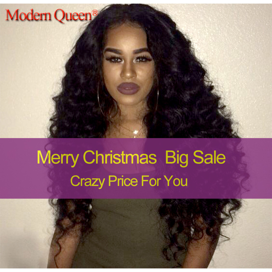 4 Bundles with Closure 7A Brazilian Virgin Hair Loose Deep with Closure Human Hair with Closure Brazilian Deep Wave With Closure