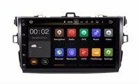 9 4G LTE Android 8,0! Восьмиядерный Автомобильный мультимедийный dvd плеер радио gps для TOYOTA Corolla 2007 09 2010 2011 2012 OBD 3g wifi DVR