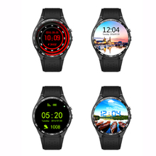 New 3G Smartwatches Android Phone Watch Wristwatch With Pedometer 2 0MP Camera GPS 4GB ROM PK