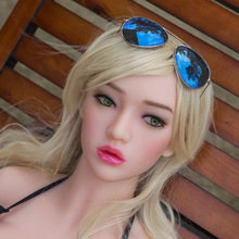 WMDOLL #9 Top quality realistic sex dolls head for real doll, oral silicone adult dolls heads  sex toys for men