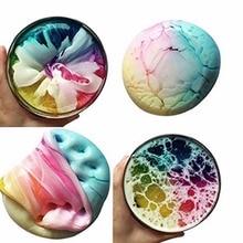 New Fashion Fluffy Floam Slime Scent Relief Tidak Ada Borax Toy Toy Sludge Toy