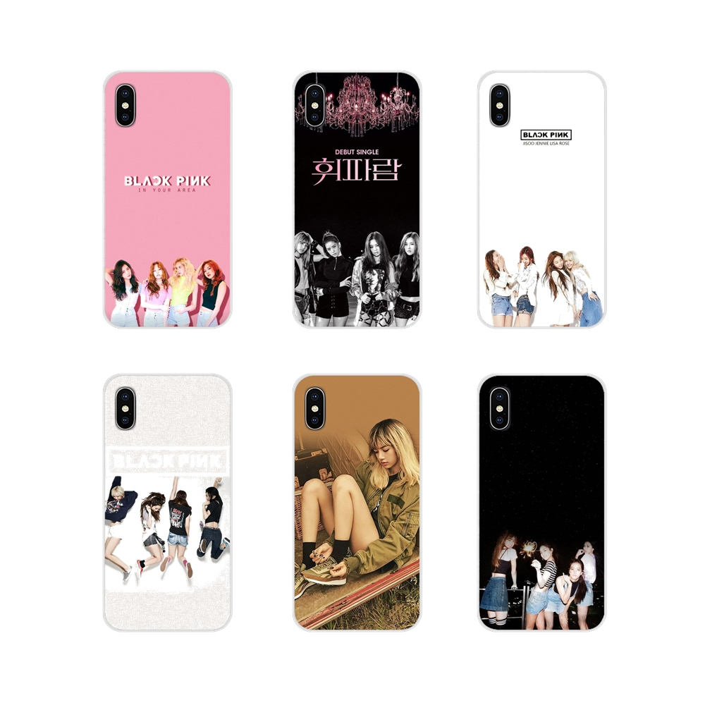 Us 099 Blackpink Wallpaper For Xiaomi Redmi 4a S2 Note 3 3s 4 4x 5 Plus 6 7 6a Pro Pocophone F1 Accessories Phone Cases Covers In Half Wrapped