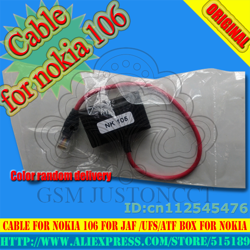 Cable for nokia 106 /1060 for JAF /UFS/ATF box for Nokia  flash&unlock&repair Free shipping|cable for|cable fcable nokia - AliExpress