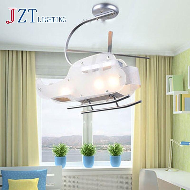 beautiful t nouvelle belle avion enfants plafonnier chambre creative vivacious lampes led. Black Bedroom Furniture Sets. Home Design Ideas