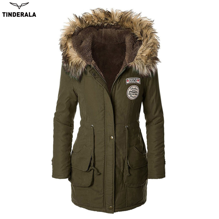 High Quality 2016 new winter coat fur women jacket medium-long outwear hooded wadded coat slim parkas cotton padded overcoat 2016 new mori girl high quality sweep lace fur coat
