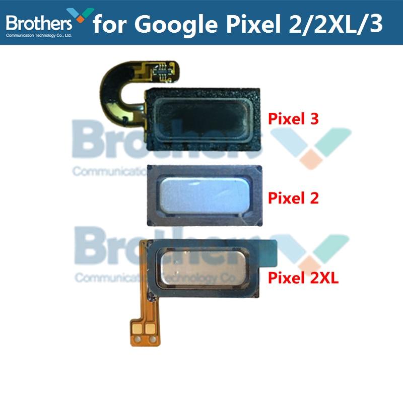 Earpiece Speaker For Google Pixel 3 Ear Piece Flex Cable For Google Pixel 2 2XL Ear Speaker Receiver Phone Replacement Part Test