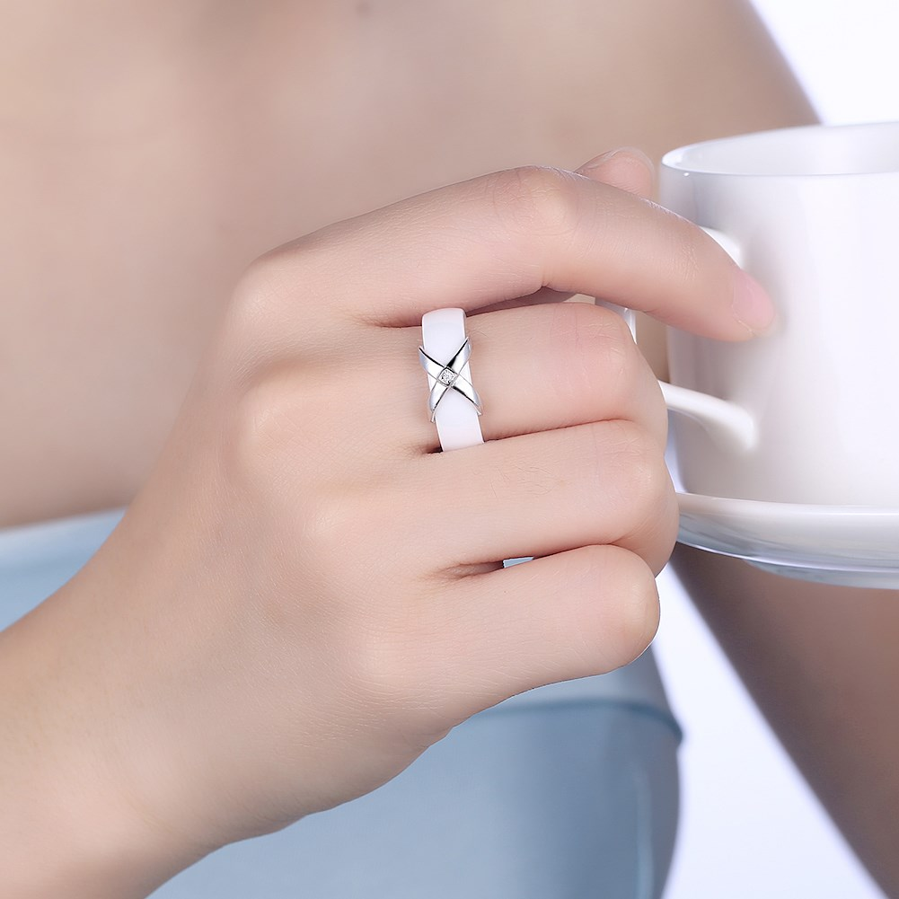 Aliexpress.com : Buy Kemstone Trendy Real Sterling Silver Female ...